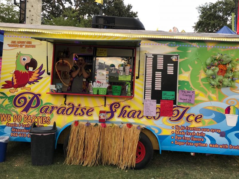 Paradise Food Truck