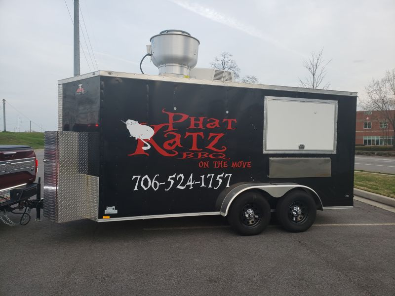 Phat Katz BBQ on the Move