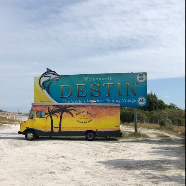 Beach Bum Food Truck