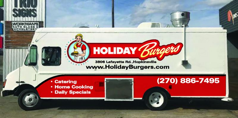 Holiday Burgers