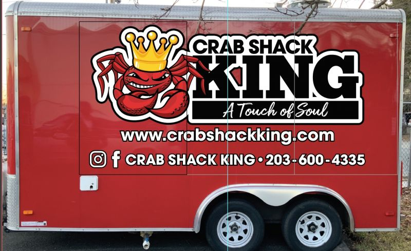 Crab shack king a Touch Of Soul