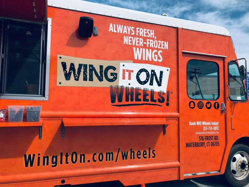 Wing it on Wheels