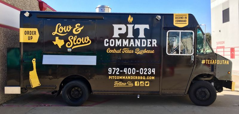 Pit Commander Barbecue
