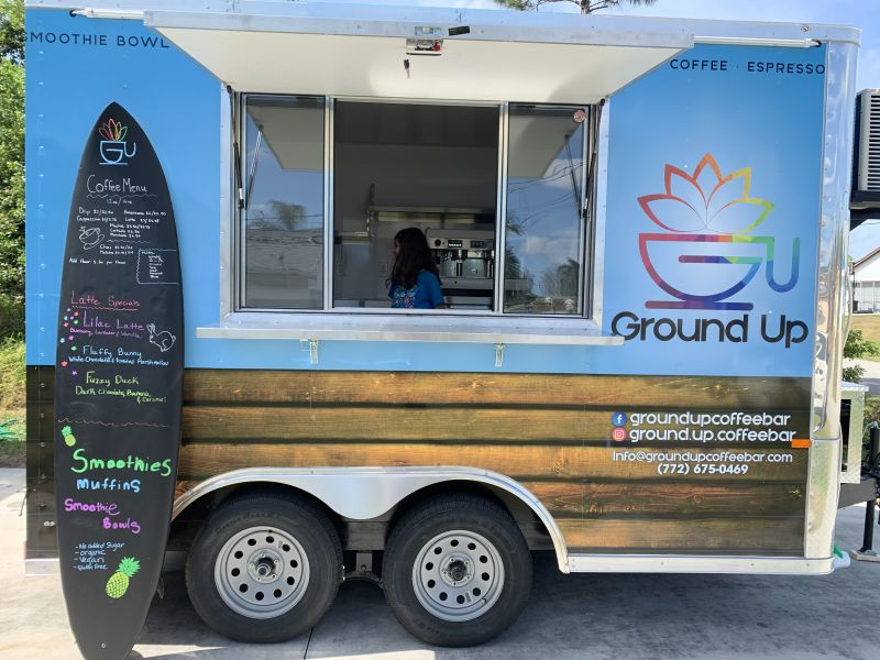 Ground Up Coffee Bar