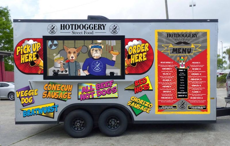 The Hotdoghery