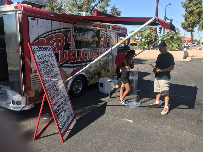 Red snappers delicious burgers ,Dogs,Shakes & More !